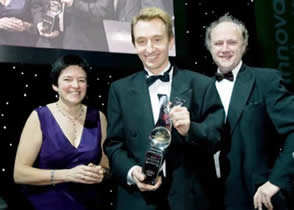 Dave Goulson wins award for Innovation