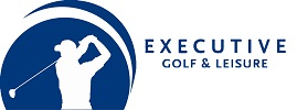 Executive Golf and Leisure logo