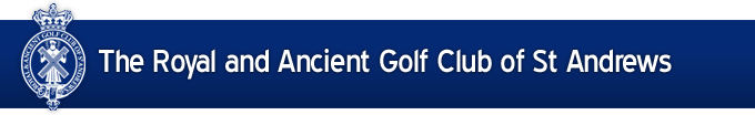 The Royal and Ancient Golf Club of St Andrews logo