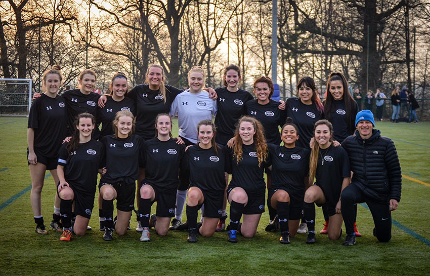 University of Stirling Women's Football Club
