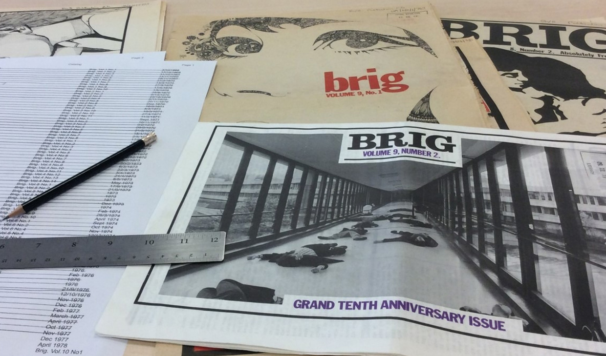 Brig newspapers