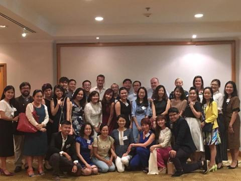Stirling reunion event held in Ho Chi Minh City