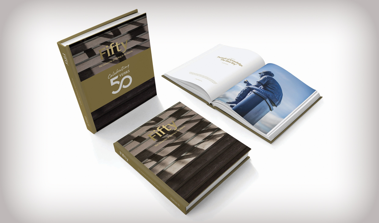 50 items anniversary book