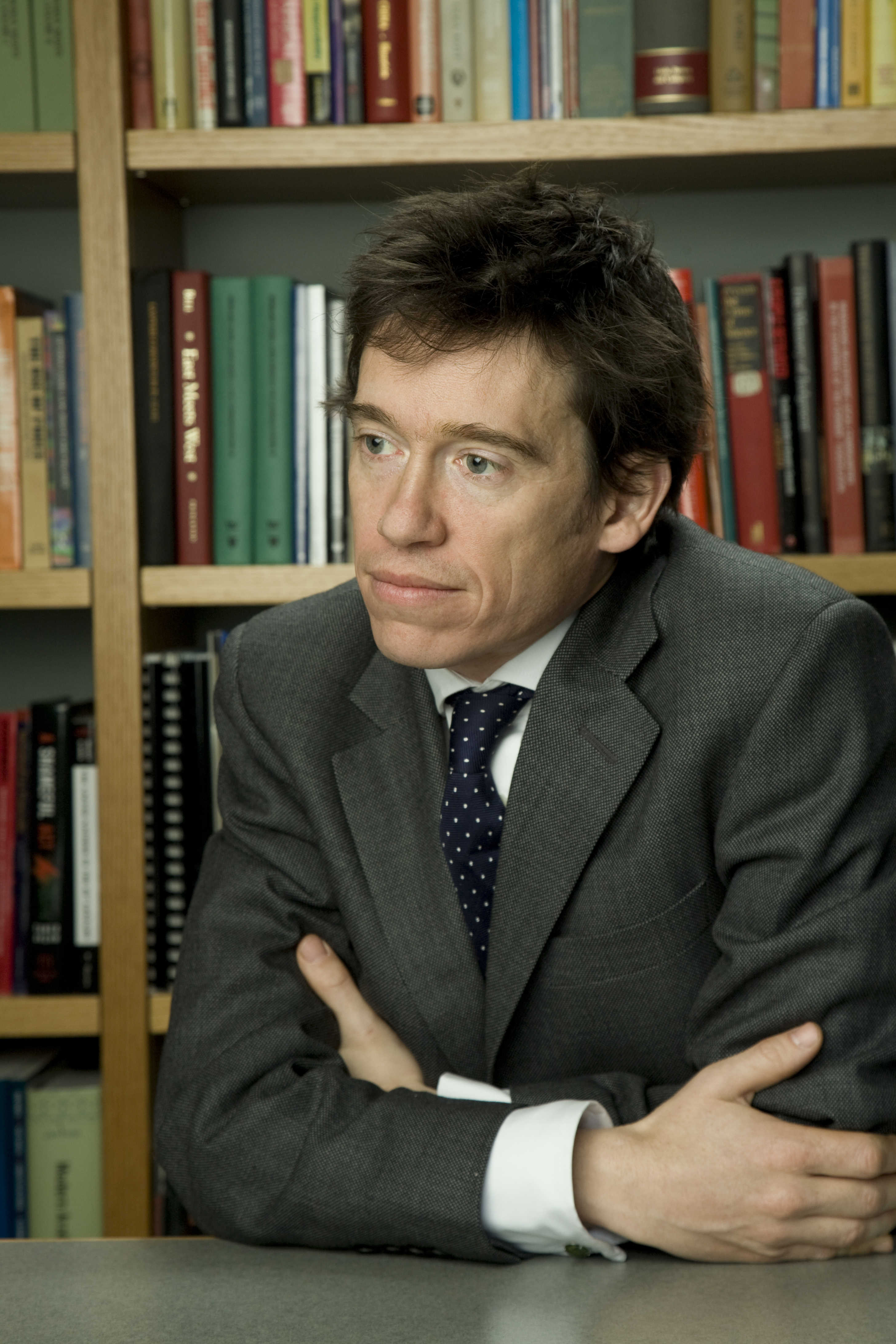 Image to accompany The Williamson Lecture - Dr Rory Stewart OBE MP event