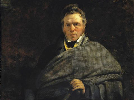 Image to accompany James Hogg in the World exhibition event
