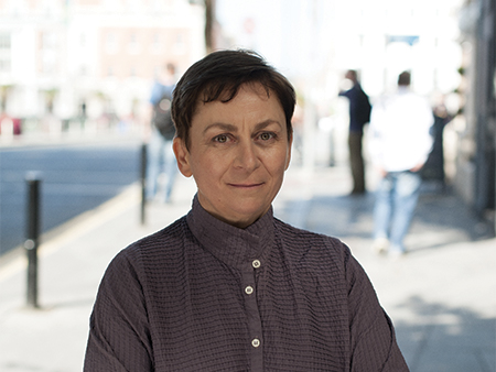 Author Anne Enright