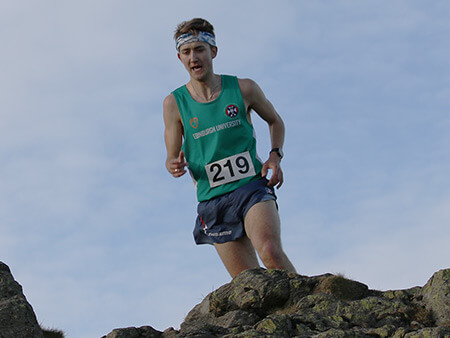 Image to accompany Dumyat Hill Race 2019 event