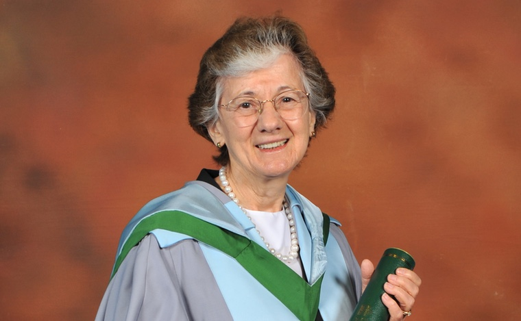 Dr Rita Colwell