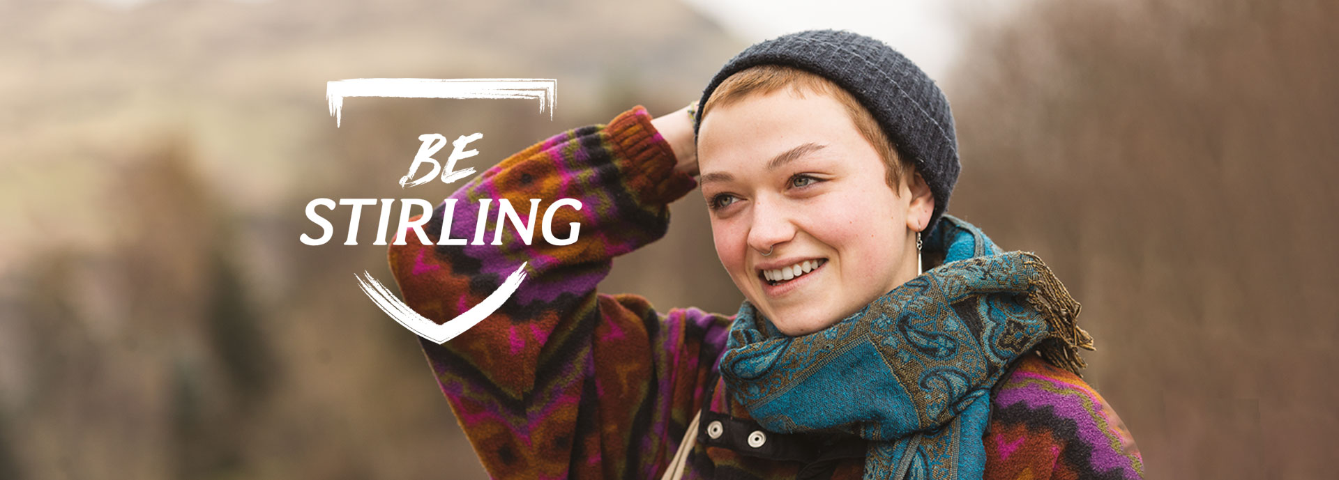 Be Stirling header image