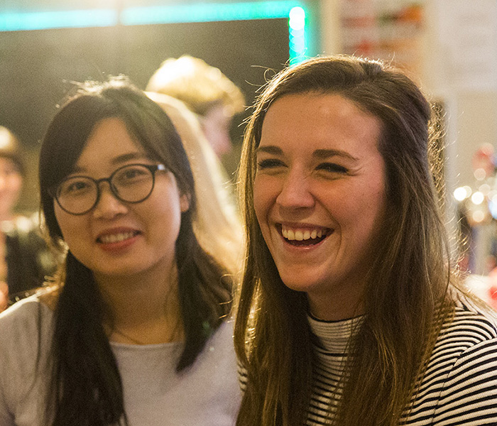 Image to accompany International and Postgraduate Students' Welcome Reception event