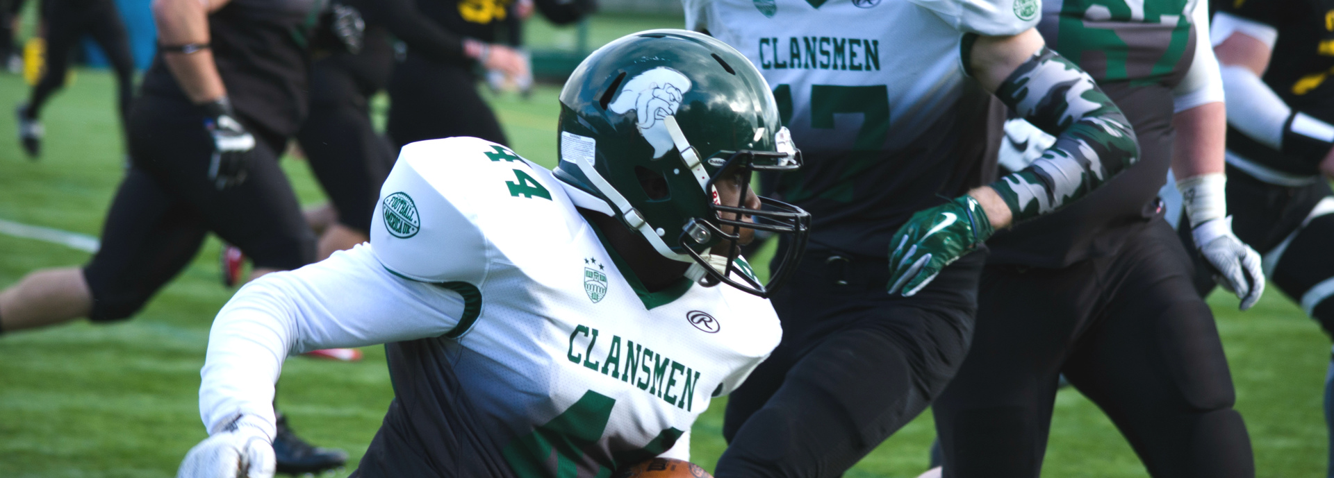 Clansmen American Football Team