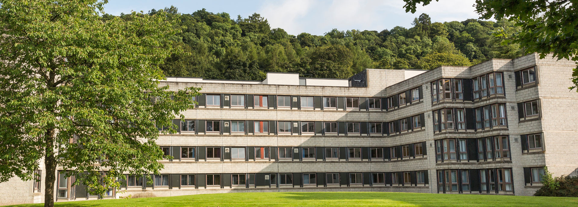 Polwarth House  accommodation,  University of Stirling