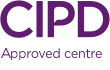 Logo for the Chartered Institute of Personnel and Development