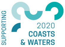 coasts and waters logo