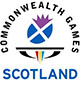 Commonwealth Games Council for Scotland logo