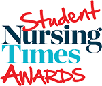 Student Nursing Times Awards logo