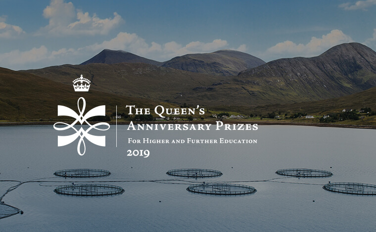 Queens Anniversary Prize promo image