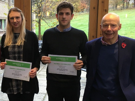 Professional Recognition for Accounting and Finance Students