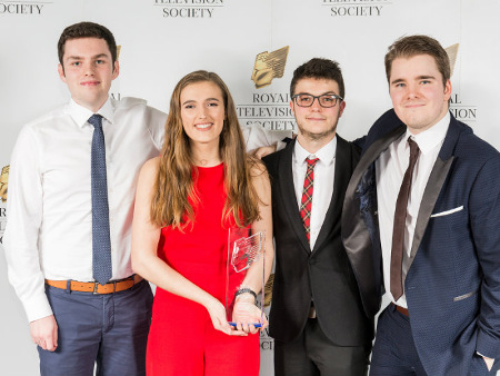 Stirling scoops factual film award
