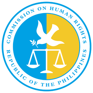 The logo for the Human Right Commission