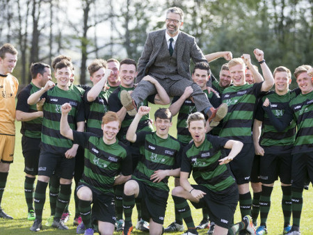 Mackay Clinic backs Stirling footballers