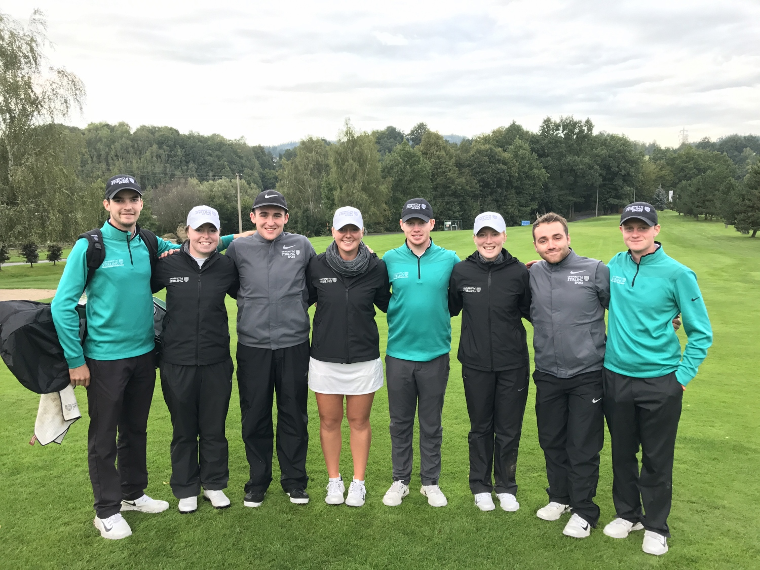 Stirling University Golfer's