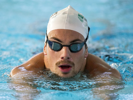 Medal haul for swimmers at British University Championships