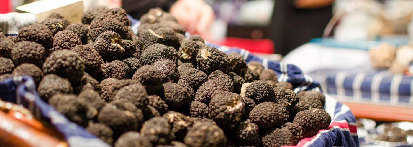 An image of Truffles