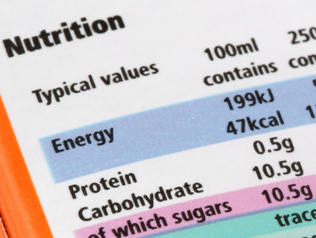 Nutritional labelling on menus may reduce calorie intake