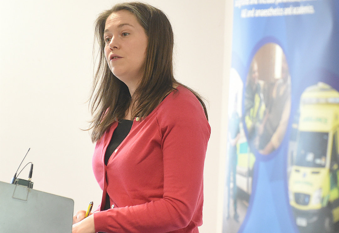 Minister for Public Health and Sport, Aileen Campbell MSP