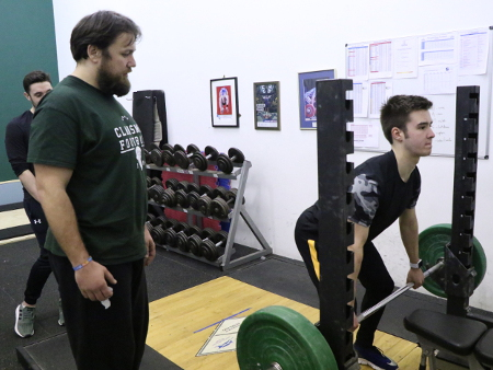 Dumbbells and degrees: University of Stirling Sport launches strength and conditioning internship programme
