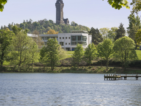 Stirling shoots for stars in university rankings