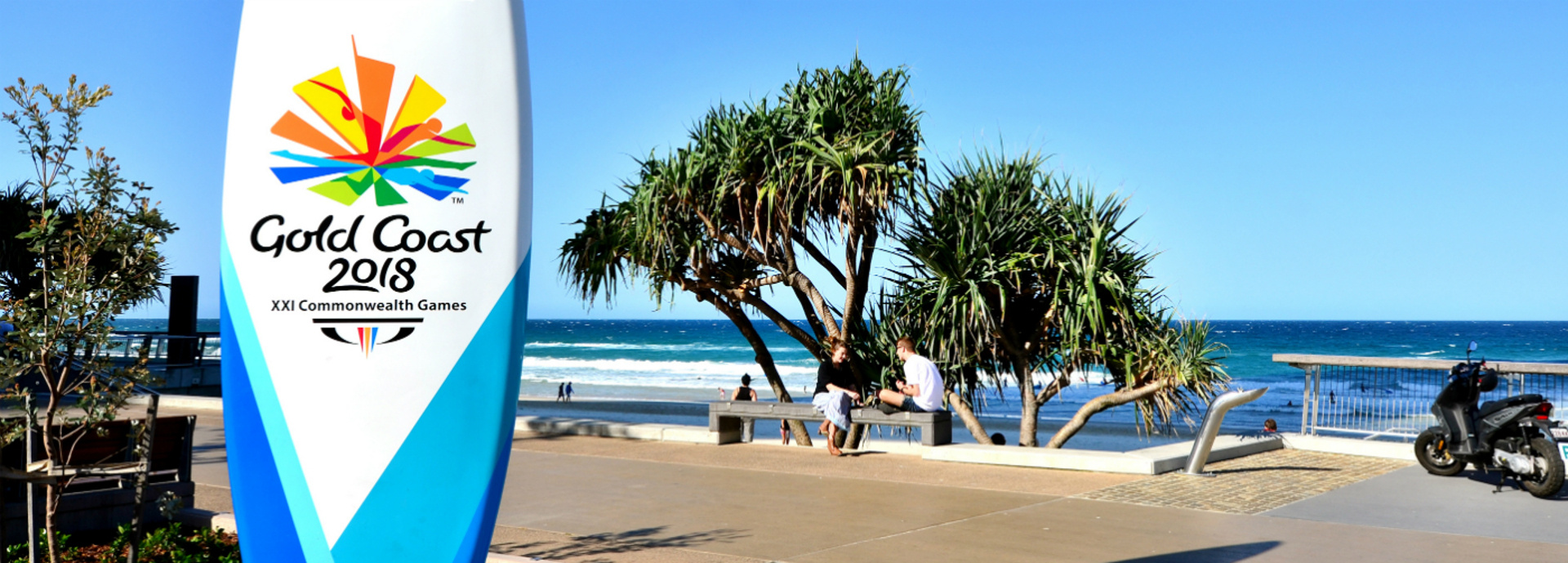 Gold Coast surf board image