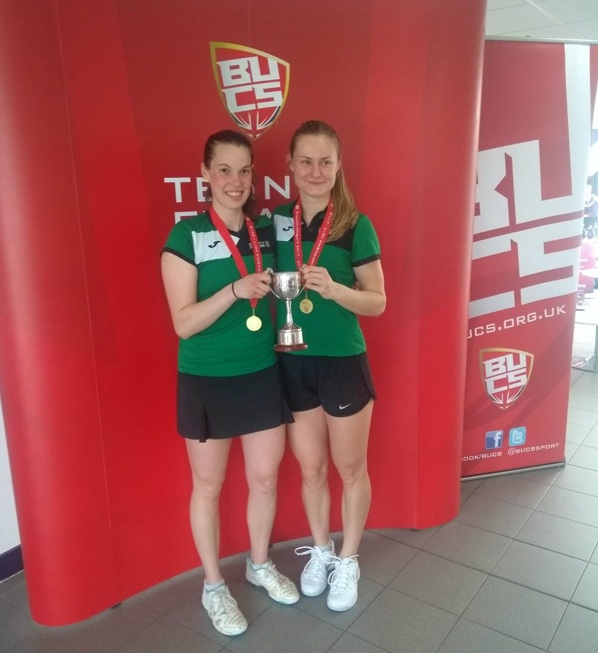 BUCS brilliance from Stirling athletes | About | University