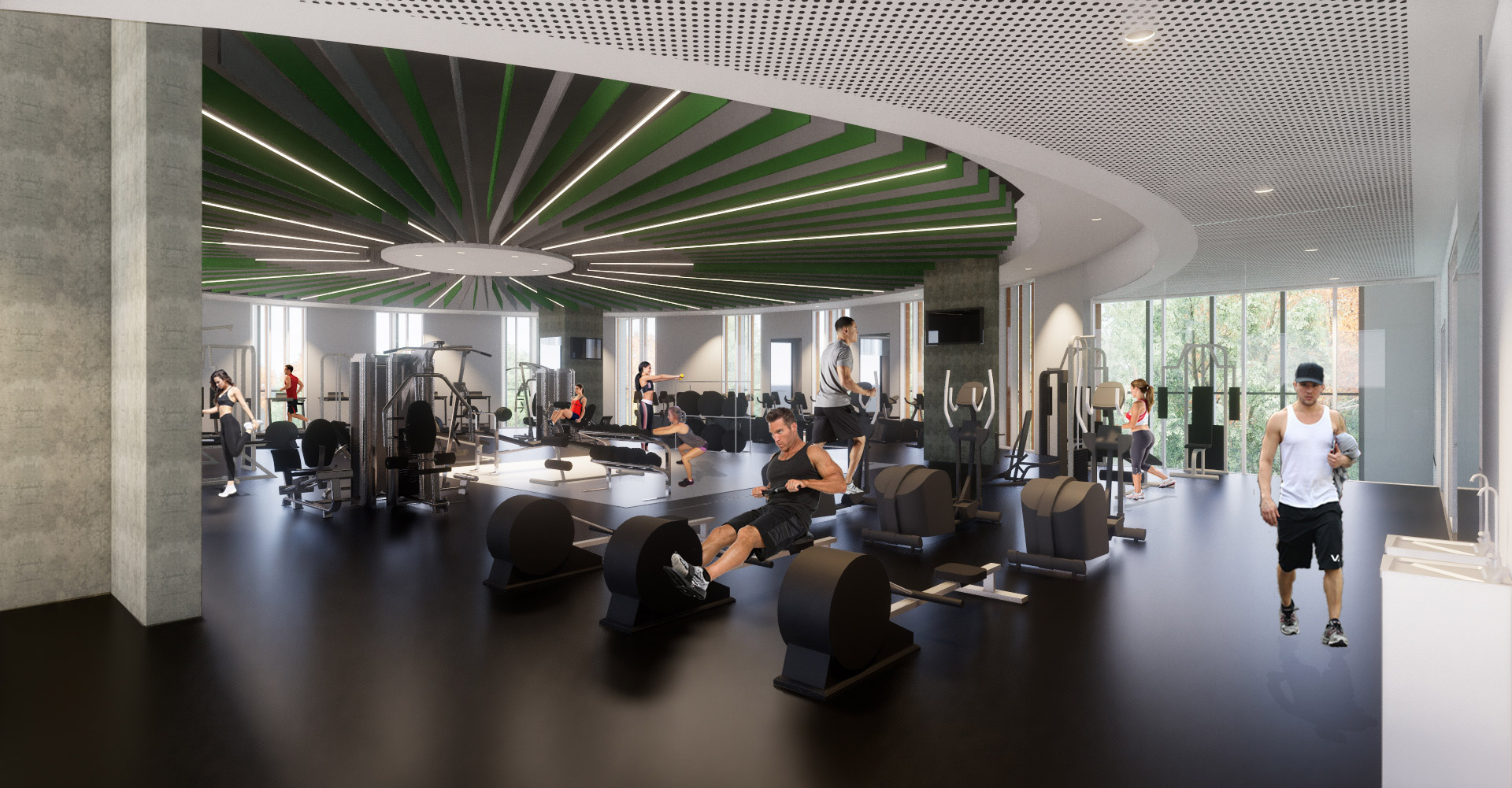 291aaa72ab84e Green light for £20m sports facility transformation | About ...