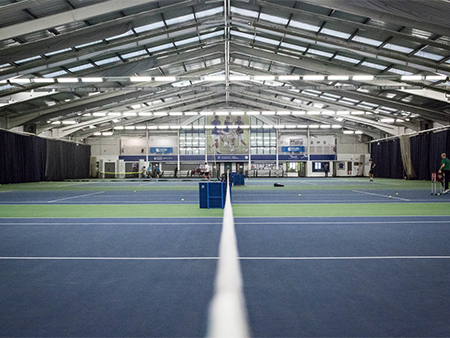 Stirling to help shape tennis stars of the future
