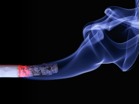 97% reduction in second-hand smoke exposure revealed by Stirling-led study