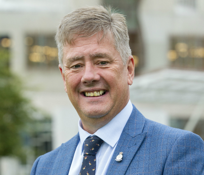 Keith Brown MSP, who led the debate.