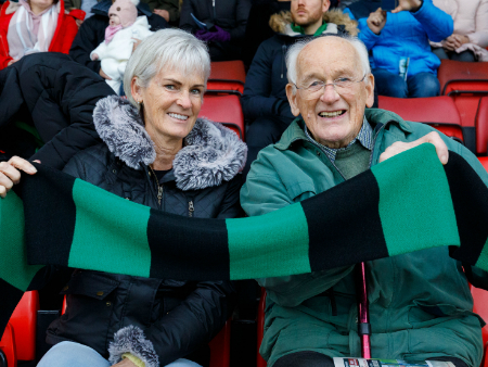 Judy Murray and Duncan Scott among hundreds of fans at University cup tie