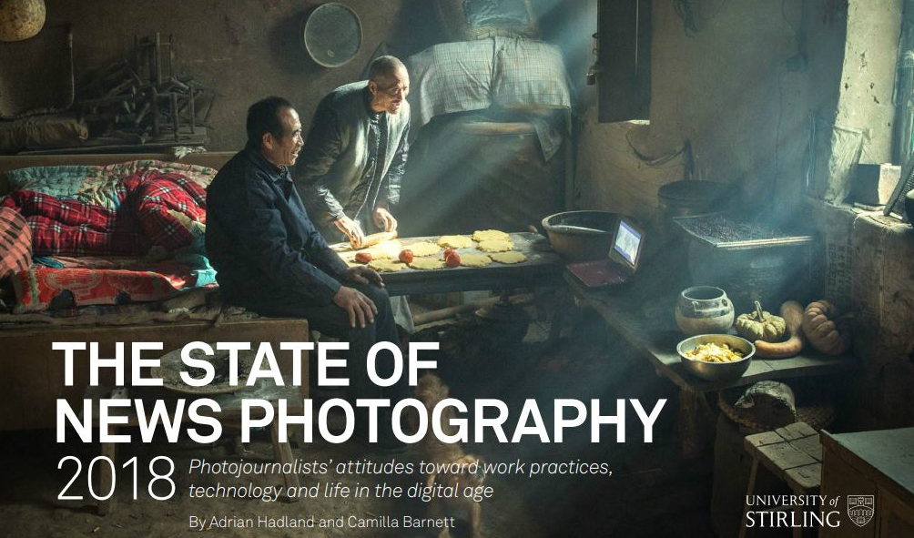 State of News Photography report