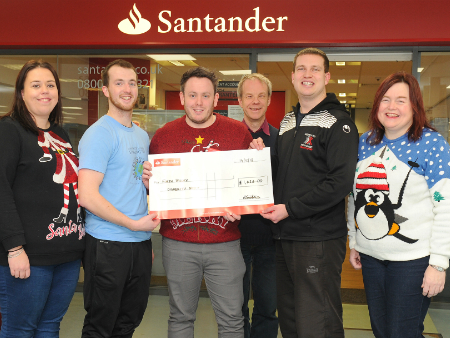 More than £1,600 raised for charity by University staff quiz