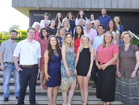 Stirling students celebrate first step in academic career