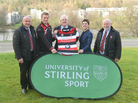 University and County kick-off Super 6 rugby partnership