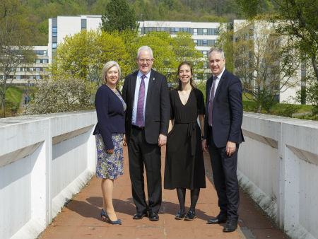 Stirling research boost to Scots economy outlined