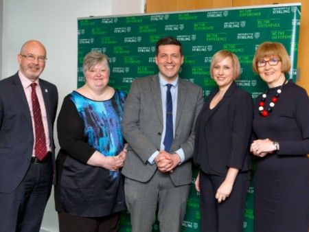 University will drive inclusive growth through City Region Deal, Minister hears