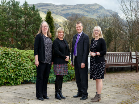 Shadow Minister meets Stirling housing and ageing experts