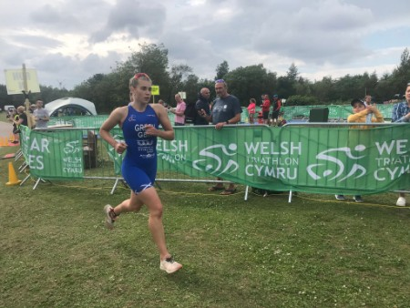 Green qualifies for Triathlon World Champs