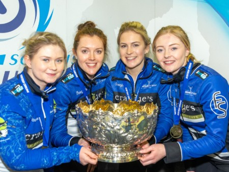 Scottish Champs success for Stirling curlers