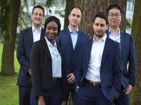Student finance team reach UK finals of 'investment Olympics'