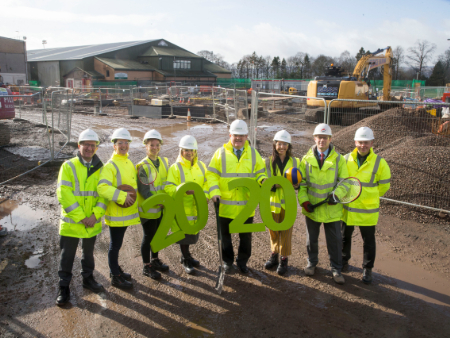£20m sports facility transformation set for next stage